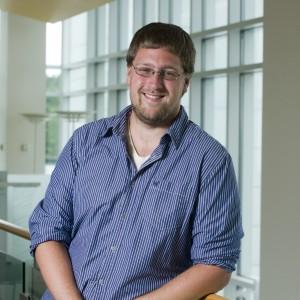 Scott Rusin - Graduate Student